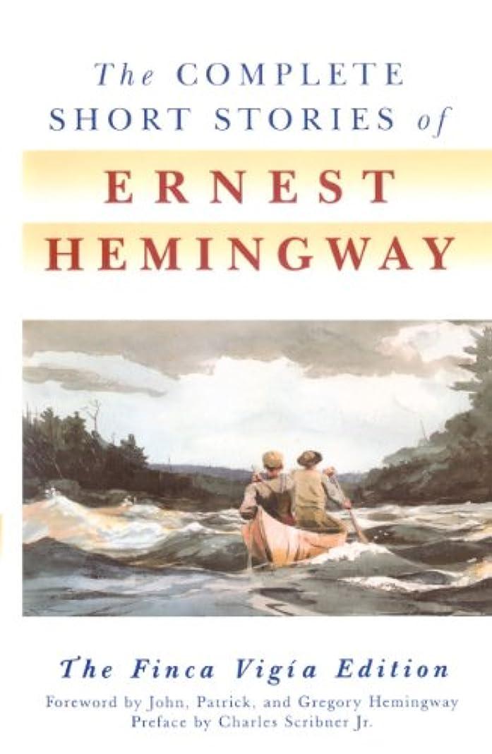 中性拷問カリングComplete Short Stories of Ernest Hemingway