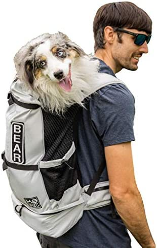 K9 Sport Sack Knavigate Dog Carrier Dog Backpack for Most Dog Sizes Front Facing Adjustable product image