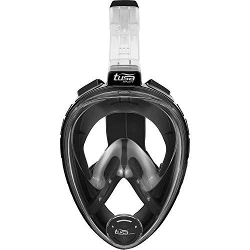 TUSA Sport Vollgesichts- schnorchel-Maske, L/XL