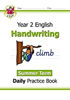 New KS1 Handwriting Daily Practice Book: Year 2 - Summer Term