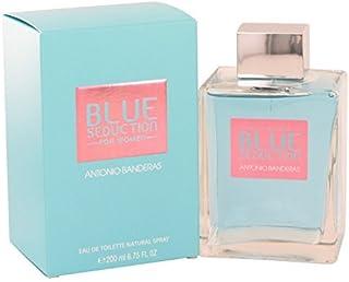 Blue Seduction by Antonio Banderas Eau De Toilette Spray 6.75 oz -100% Authentic