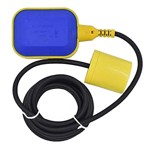 harayaa Regulador Del Nivel de Agua Del Controlador Del Sensor de Nivel de Líquido