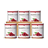 Nutristore Premium Freeze Dried Raspberries   Healthy Snacks   Great Tasting   Perfect for Camping,...