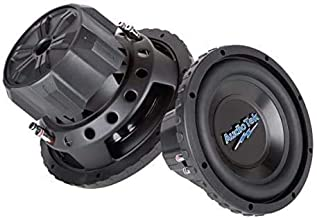 $64 » Sponsored Ad - Audiotek 12 Inch Pro Car Audio Subwoofer 1500 Watt Max Power, RMS -750 Watts Dual 4 Ohms Voice Coil High Pe...