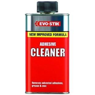 Evo Stik 191 Adhesive Cleaner - 250ml 097056:Viralinfo