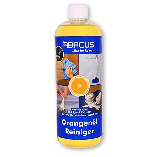 CITRAL 1000 ml (2108) --- Orangenölreiniger Baumharzentferner Entfetter Kleberresteentferner Orangenöl Reiniger Konzentrat Entharzer Baumharz Fett Fettlöser Kugelschreiber Tintenflecken Maschinenöl