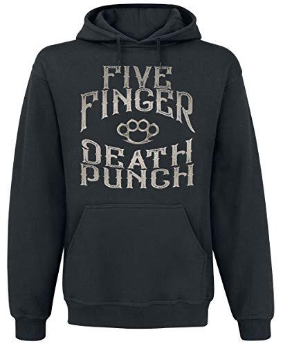 Five Finger Death Punch 100 Proof Männer Kapuzenpullover schwarz L