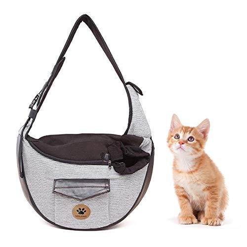 UniM Transportador de Mascotas Perro Gato Pequeño Cachorro Bolsos de Viaje