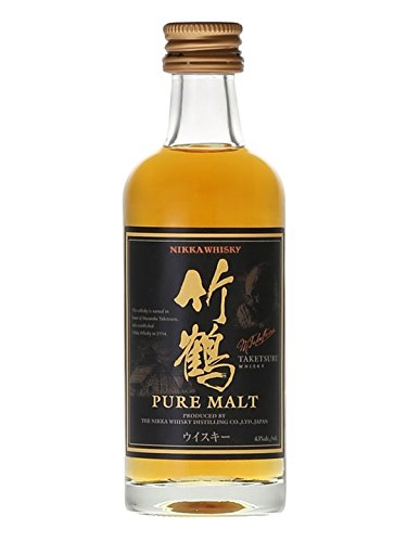 Nikka Taketsuru Pure Malt Miniatur 50ml