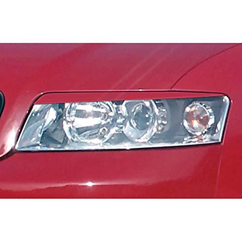 Scheinwerferblenden A4 B6 (8E) 2001-2004 (ABS)