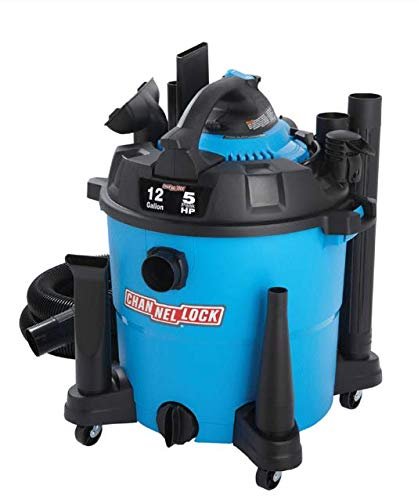 CHANNELLOCK Products - Wet/Dry Vacuum (VBV1210.CL)