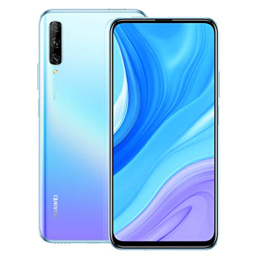 HUAWEI Y9s (Breathing Crystal, 6GB RAM, 128GB Storage, Ultra FullView Display, 48MP AI Triple Camera, Side-Mounted Fingerprint, 4000mAH Powerfull Battery, Kirin 710F, Android Based EMUI 9.1)