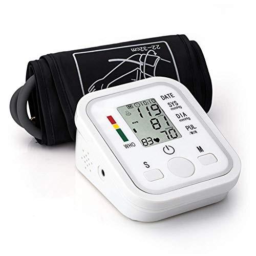 AirMood Handgelenk-Blutdruckmessgerät für den Einsatz zu Hause oder unterwegs, misst Vollautomatisch Blutdruckmessgerät mit Puls-Impulse