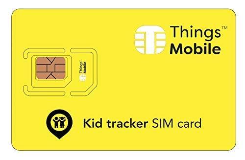 Tarjeta SIM rastreador niños / kid tracker - GSM