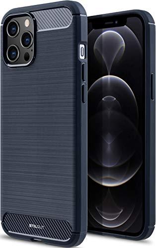 StilGut Carbon kompatibel mit iPhone 12 und iPhone 12 Pro (6.1