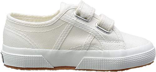 Superga 2750 Jvel Classic, Unisex-Kinder Sneakers, Weiß (901), 33 EU
