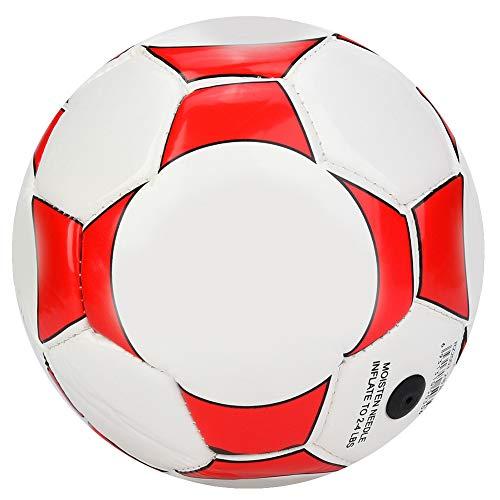 Gojiny Kinderfußball Kinder Indoor Outdoor Sport Fußball Fußball Größe 2 Übungssportgeräte für Kinder Kleinkinder Kinder Jungen Mädchen Schule