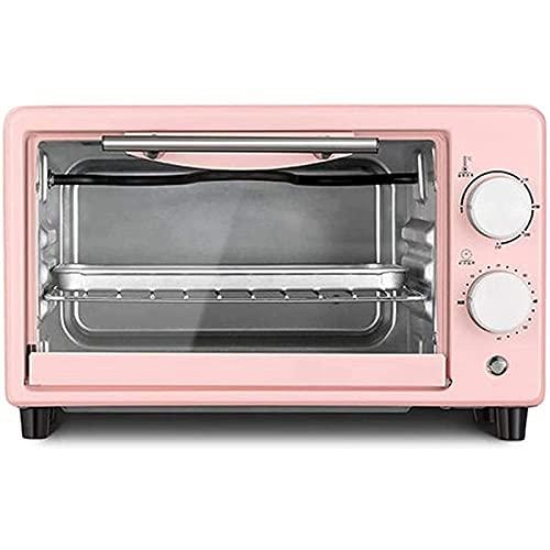 ZLQBHJ 11L Máquina Multifuncional de la Cocina Máquina de Pan de la Cocina Horno de tostadora, Mini Horno Cocina Aparato Sartén Pan Bocadillo Máquina Pequeño Horno