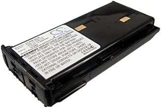 Cameron Sino 2000mAh/14.4Wh Battery Compatible with Kenwood TK-260, TK-360, TK-270, TK-370, TK-272G, TK-372G, TK-3100, TK-2102, TK-3102 and Others