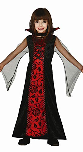 Guirca 83156 - Condesa Vampira Infantil Talla 7-9 Aos