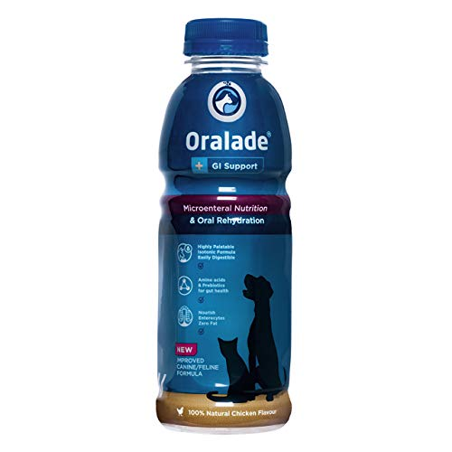 6x500 ml Oralade GI Support