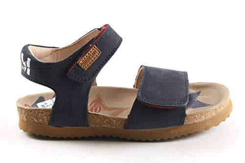 Jongens Sandalen Sportief Shoesme Bi20s079-c Dark Blue Donkerblauw - Maat 24