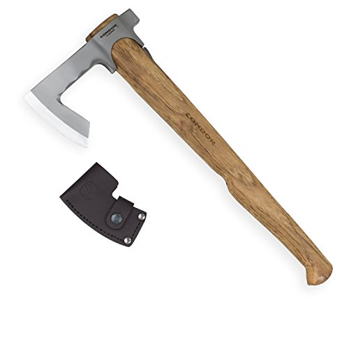 Condor Tool & Knife Travelhawk Axe Axt Hacke Beil Tomahawk Outdoor Survival