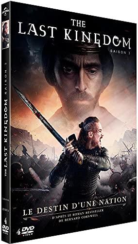Coffret the last kingdom, saison 3