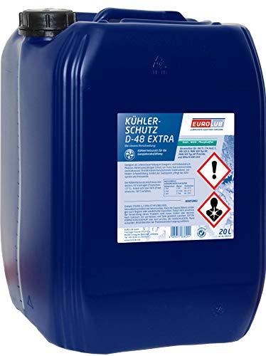 EUROLUB Kühlerschutz D-48 Extra, 20 Liter