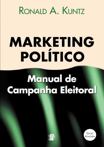 Marketing politico: manual de campanha eleitoral