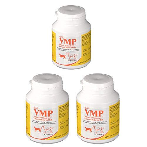 Vmp 3 Tabletten Für Hund Und Katze- 3 Schachteln Mit 50 Tabletten