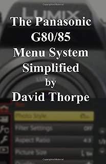 lumix g80 manual