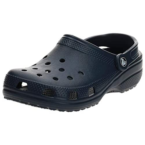 Crocs Unisex Adult Classic Clogs, Navy, 5 UK Men/ 6 UK Women