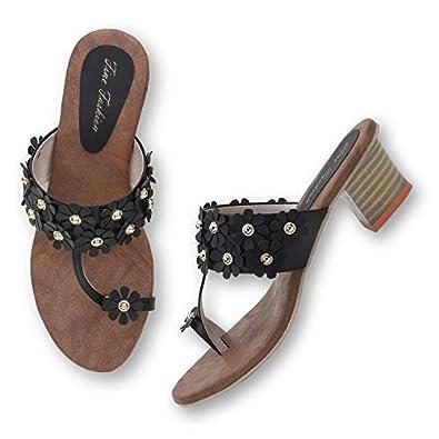 FINE FASHION High Heel comfortable Fashion Sandal Grls And Women