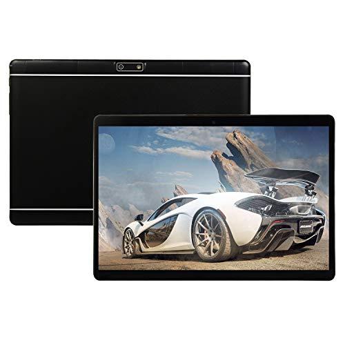 novi Tablet PC de 10,1 Pulgadas Sistema Inteligente Android Pantalla de Alta definición de 10,1 Pulgadas Tarjeta Dual Bluetooth, diseñada para Entretenimiento portátil
