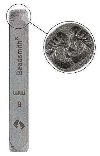 metal stamp feet - 9