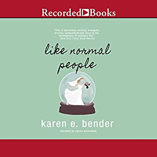 Like Normal People audiobook cover art