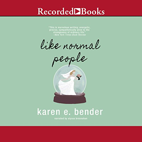 Like Normal People audiobook cover art