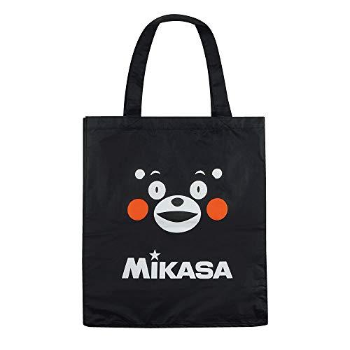 ミカサ(MIKASA) 【くまモン×MIKASAコラボ】レジャーバッグ・エコバッグ ブラック BA21-BK-KM