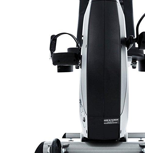"""Spirit Fitness Bike XBR 95 – Heimtrainer, Sitz-Ergometer, 12 Programme, 13,5kg Schwungrad, 7,5"""" LCD - 5"""