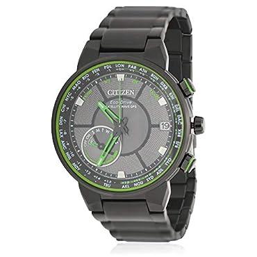 Men's Citizen Eco-Drive CC3035-50E Satellite Wave GPS Freedom Watch