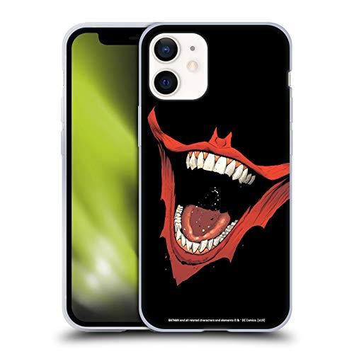Head Case Designs Licenciado Oficialmente The Joker DC Comics Logotipo de Laugh...