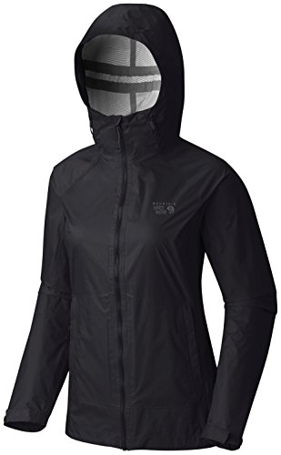 Mountain Hardware Exponent Jackets - Black - Womens - M