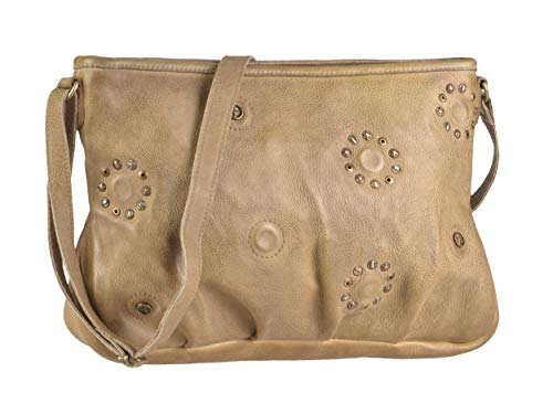Greenburry Riveted Bolso Bandolera Celine Piel 30 cm