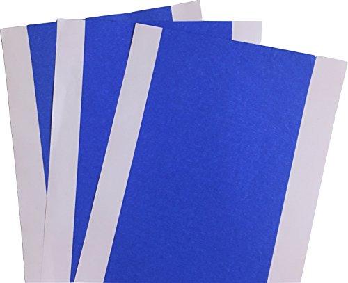 Pack of 3Blue Tape for Makerbot Replicator 23D Printer Adhesive Film
