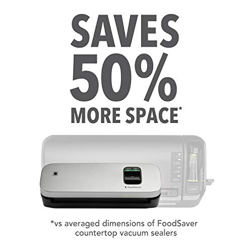 Foodsaver 31161366 Compact Size