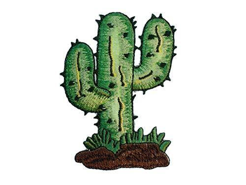 Miniblings Cactus Patch Correctif Patch Cowboy Desert Sauvage Patch West I Les Enfants à Repasser Patchs pour Repasser Patchs