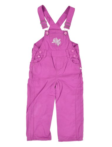Kanz Baby-Mädchen Thermo-Latzhose pink Größe 80