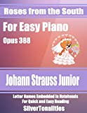 ISBN zu Roses from the South for Easy Piano Opus 388