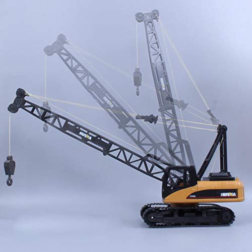 RC Baufahrzeug kaufen Baufahrzeug Bild 1: WXIAORONG 1:14 RC Remote Control 2.4Ghz Alloy 15-Kanal Radio Dynamic Remote Remote Engineering Truck Crawler Crane Traktor, Toy Gift Geburtstag Weihnachten 6-15 Jahre Old Boy*